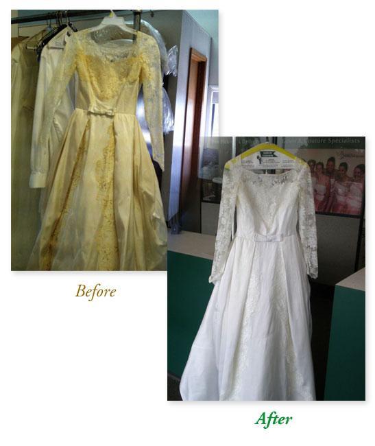 Garment Restoration – Dublin Cleaners